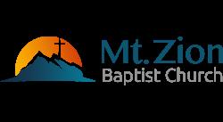 Mt Zion Baptist Logo